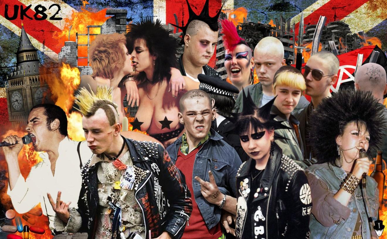 UK 82: la seconda ondata del punk britannico