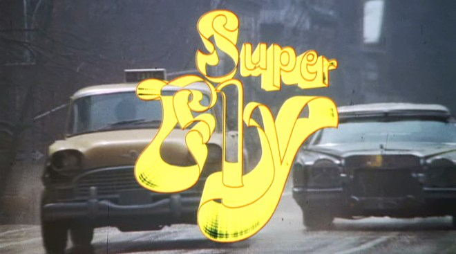 Super Fly (1972): titoli di testa