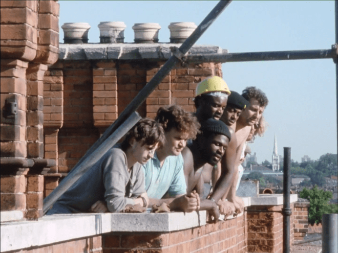 Free Cinema: Riff Raff di Ken Loach