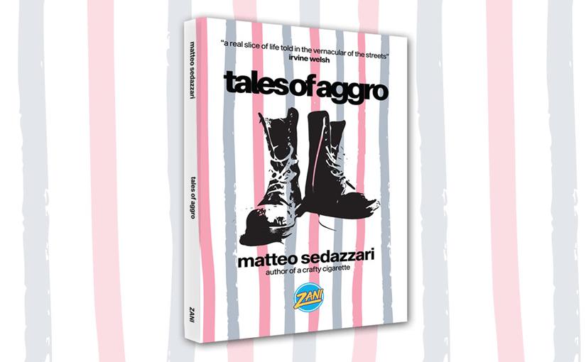 """""""Tales of Aggro"""" (2018) di Matteo Sedazzari"""