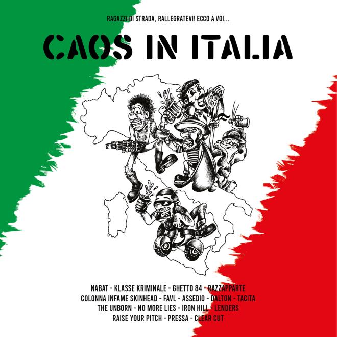 Caos in Italia