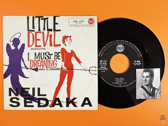 Neil Sedaka - Little Devil