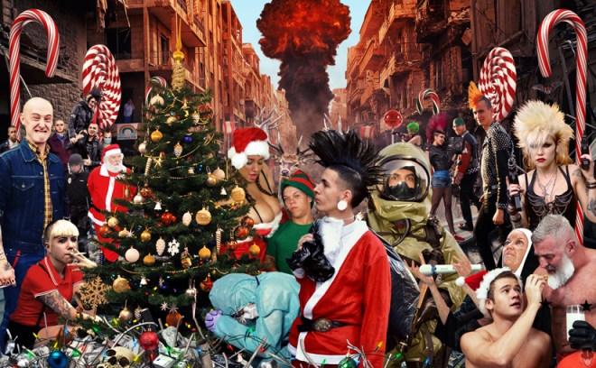 Playlist canzoni punk per Natale