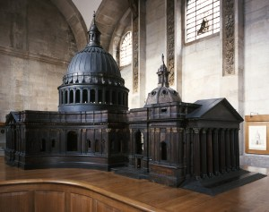 St. Paul's Cathedral Model