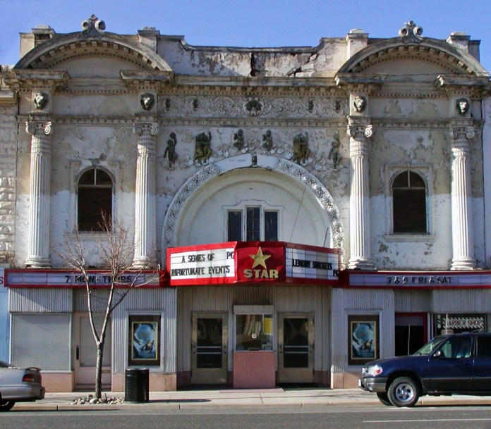 Casino Star Theatre Disrepair