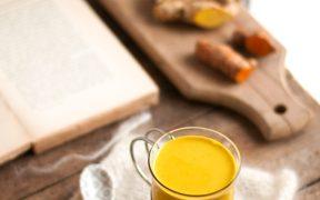 Recette Golden Milk Extracteur de jus Kevin's