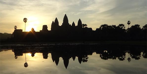 Angkor Wat Sunrise