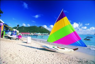 Harvest Caye Watersports