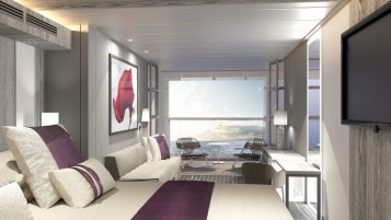 Celebrity Edge Staterooms with Infinite Veranda View