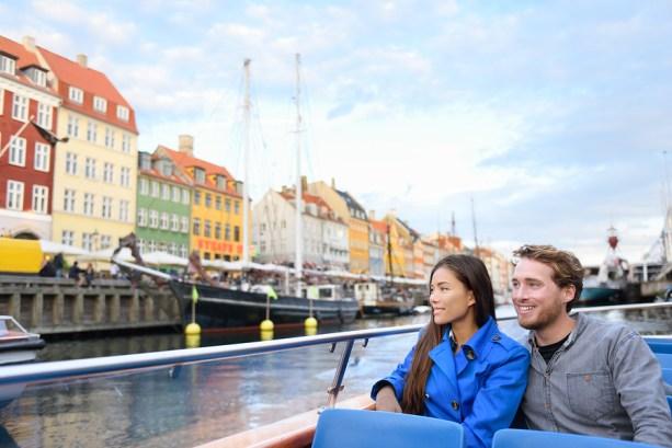 Copenhagen tourists