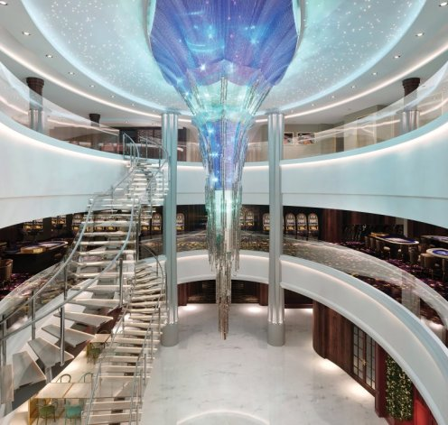 Norwegian Bliss Architectural