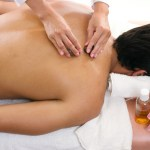 Spa services may include thermal stone massages