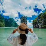 Many people choose and enjoy traveling solo
