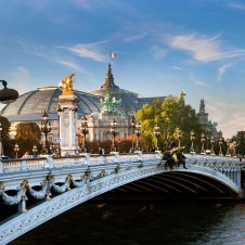 Grand Palais, Paris, Alexandre Bridge