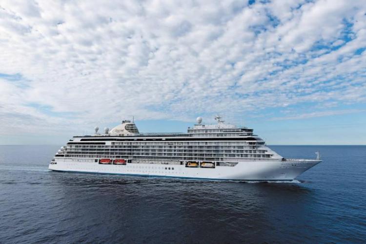 Seven Seas Explorer luxury cruise ship