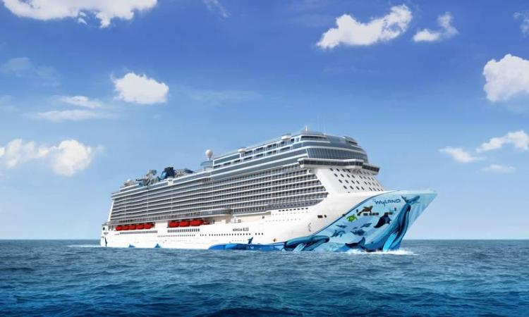 Norwegian Bliss Hull Design