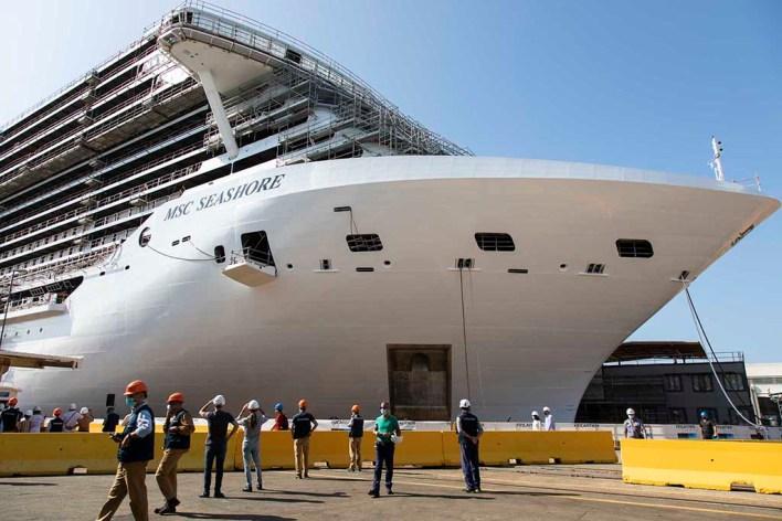Msc Cruises presents the innovative Msc Seashore | Cruising Journal