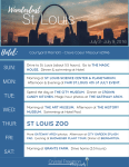 Wanderlust: Our St Louis Family Vacation (3 years ago)