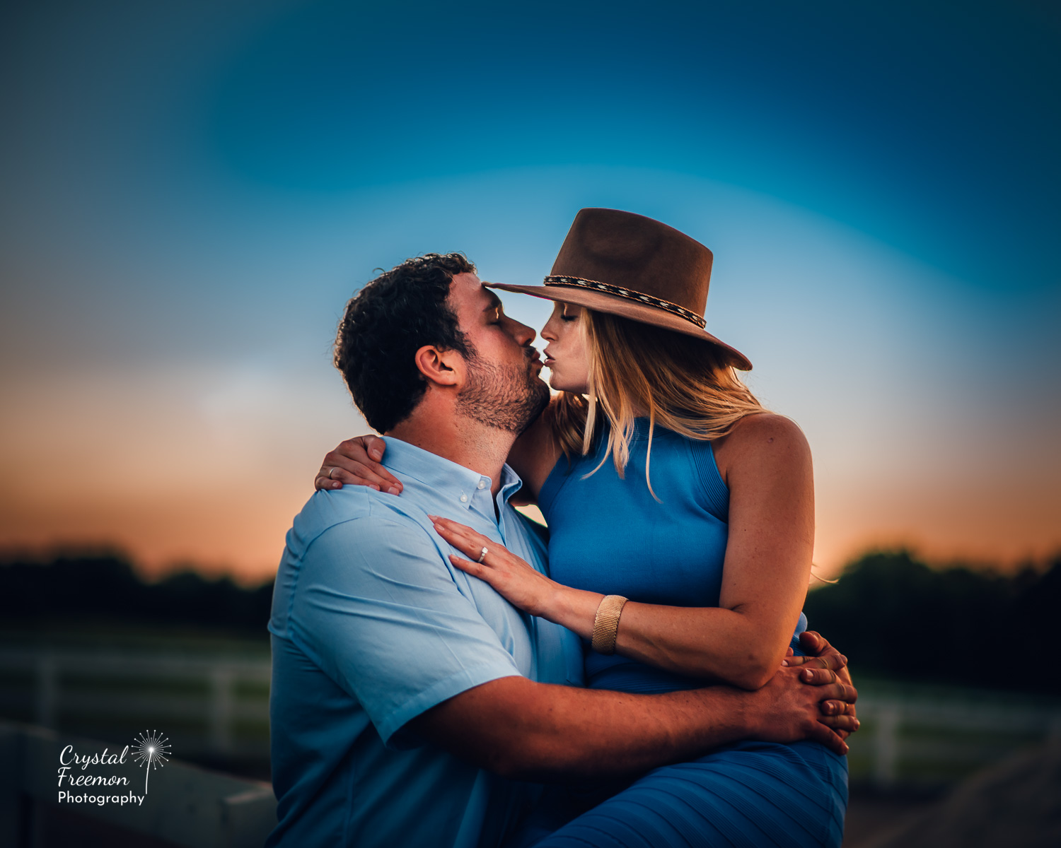 Family of 5 Portraits at Harlinsdale Farms | Franklin Family Photographer