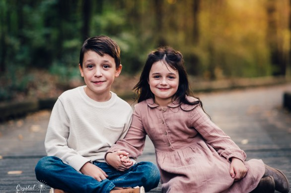 Family portraits in Franklin TN - Spring Hill Children's Photographer