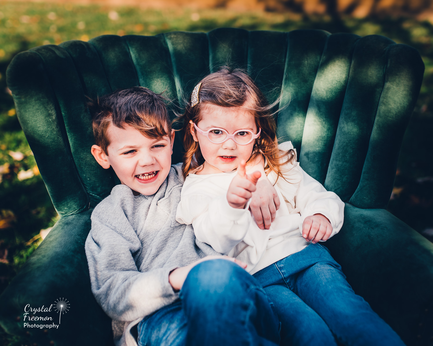 Santa Photos Mini Session | Nashville Family Photographer