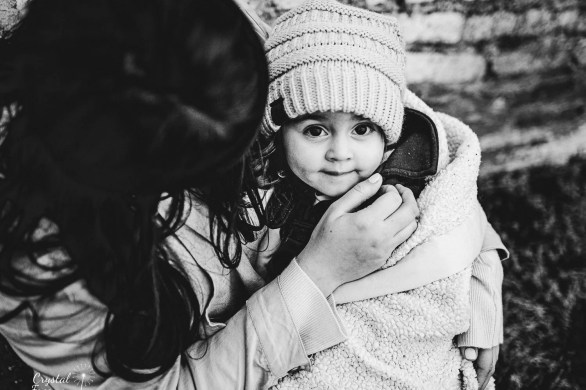 As a family photographer I've observed many things we can learn from toddlers