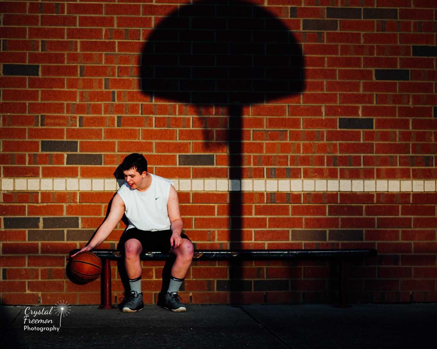Samuel's Senior Pictures in Spring Hill TN
