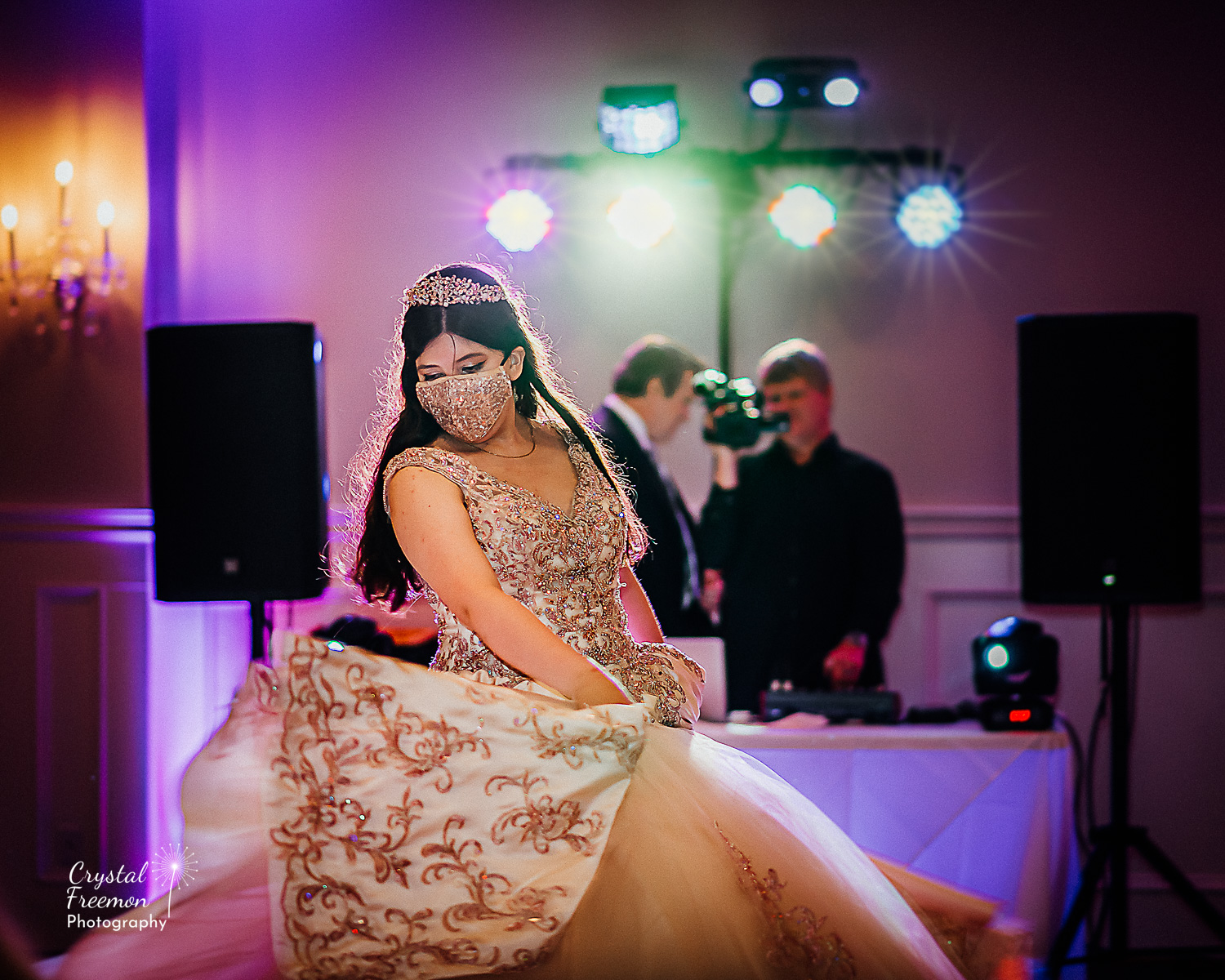 Quinceanera at Brentwood Country Club
