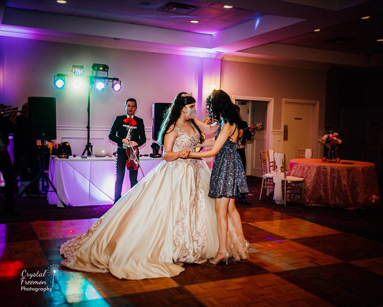 Jackie's Quinceañera Part 2: the Party