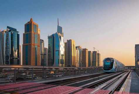 Transportation in Dubai