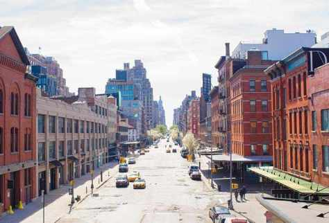 A Stroll on the West Village
