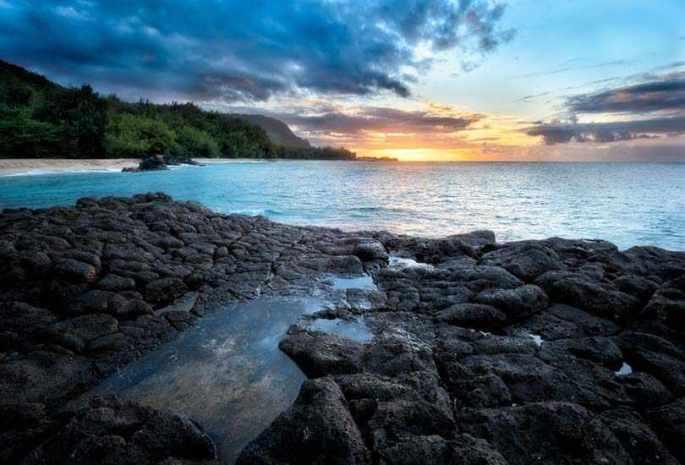 Kauapea Secret Beach