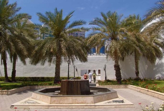 A visit to Qasr Al Hosn