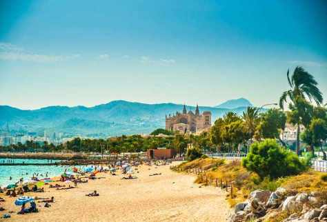 Palma de Mallorca, Spain – A Gorgeous Resort City