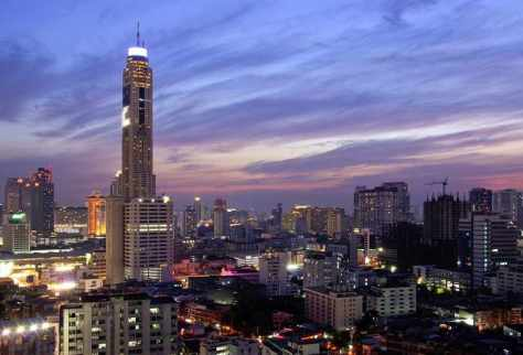 BAIYOKE TOWER II, BANGKOK