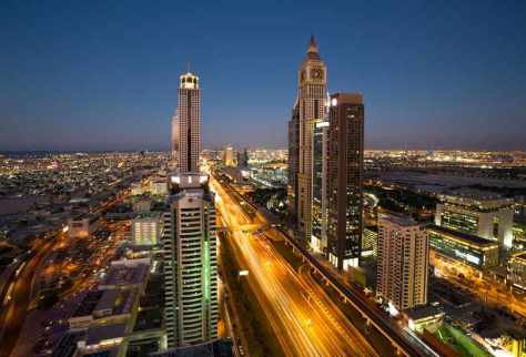MILLENNIUM PLAZA HOTEL, DUBAI