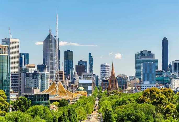 Explore Green City Melbourne