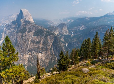 the heart of Yosemite National Park in Fresno