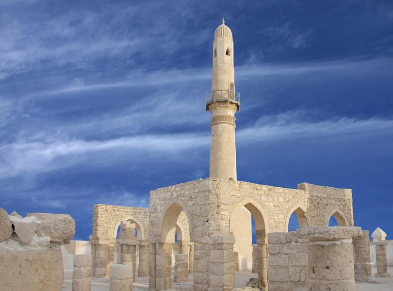 Al Khamis Mosque, Tashan
