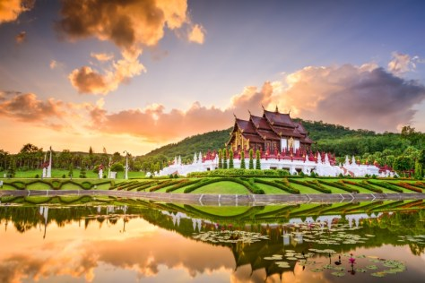 CHIANG MAI GÇô THAILAND