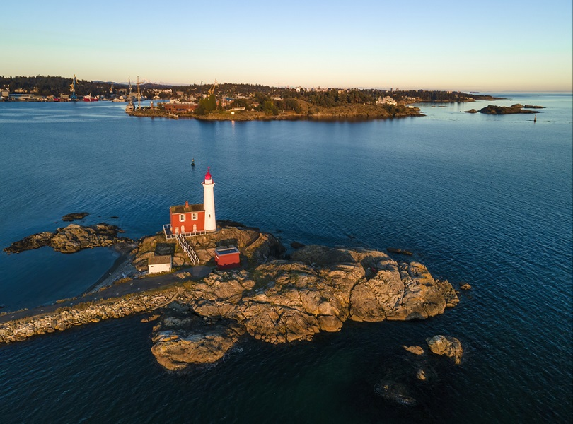 FORT RODD HILL AND FISGARD LIGHTHOUSE NHS