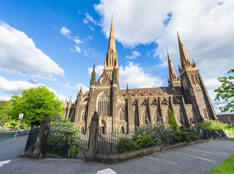 Appreciate the Architecture Brilliance of Melbourne's Church