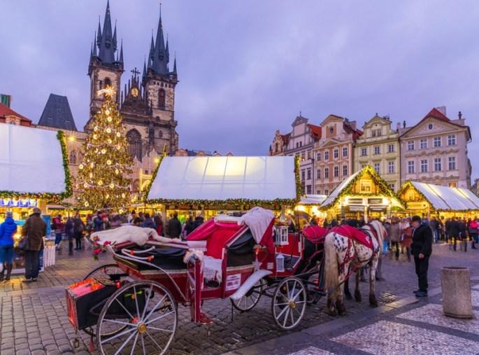 Havel's Market, Prague