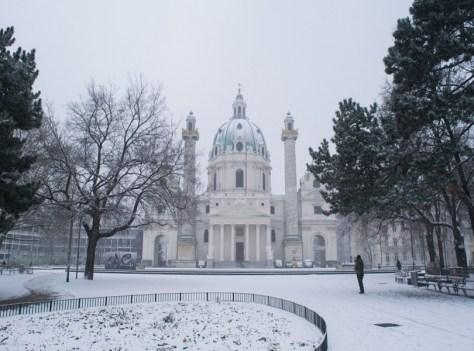 RESSELPARK, VIENNA