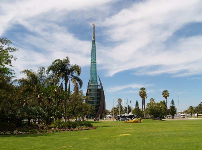 SEE THE BELL TOWER