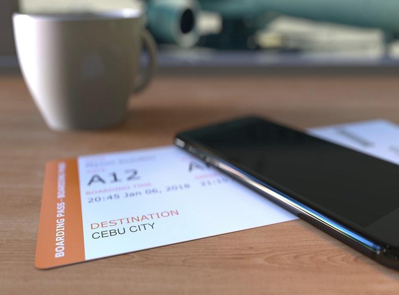 flight ticket to Philippines