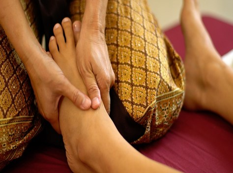 REJUVENATE WITH THAI MASSAGE