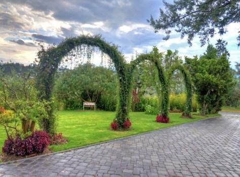 Quito Botanical Gardens