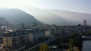 Au petit matin par Antoine Daniel