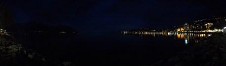 La nuit sur Montreux par @_Azaret